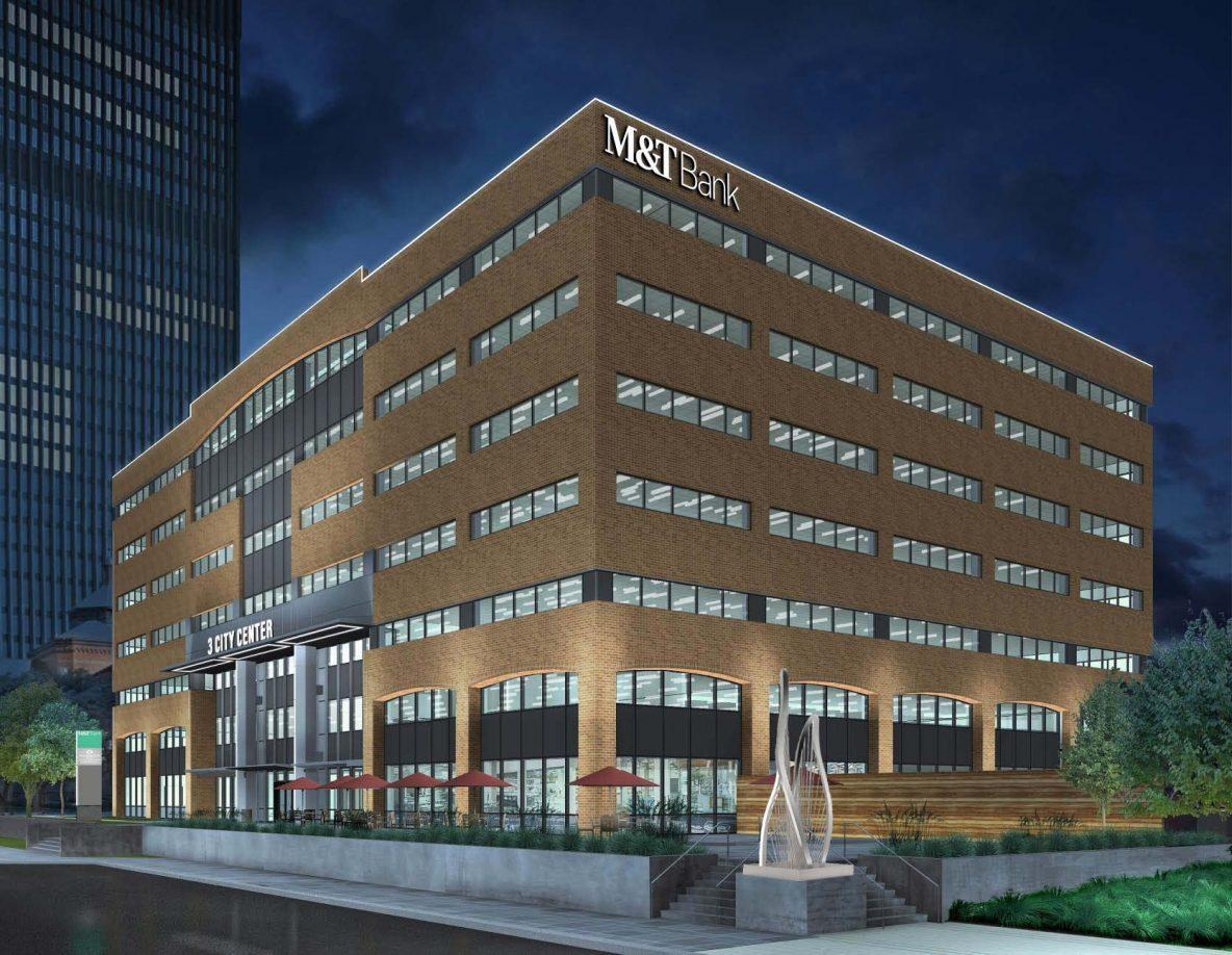 3 City Center - Rochester, NY