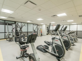Wellness Fitness Studio at 3 City Center