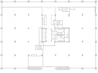 Second Floor - 3 City Center