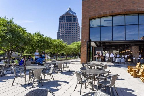 Downtown Dining with a View @ Native Eatery and Bar