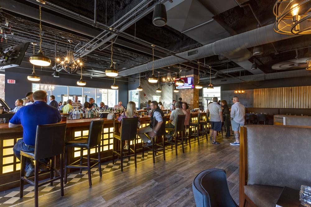 Rush Hour at Native Eatery and Bar